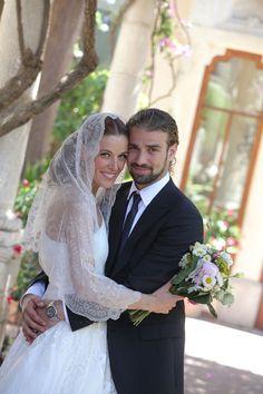 Red Carpet Wedding: Raquel Sanchez Silva ~ Red Carpet Wedding