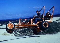 dune buggy technology has come a long way