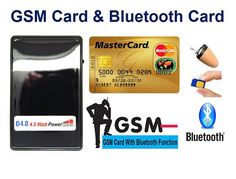 Shop the undetectable GSM ID card Bluetooth earpiece in Patna with Spy Earpiece store for secret operations. This is a very highly rated device as it can be carried everywhere in the form of an ID card or credit card to secretly keep in touch with your friend or partner. To get more details: http://www.spyearpiece.in/gsm-id-card-shop-in-patna.html
