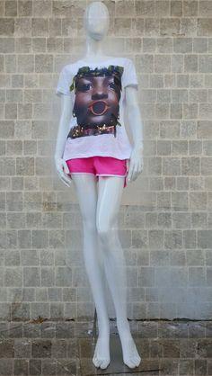Tshirt d'autore serie Love Street