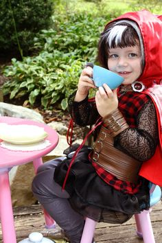Cerise Hood cosplay by cimmerianwillow on DeviantArt