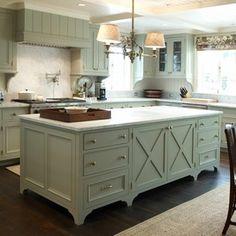 Kitchen By Warmington North Ashtreecottage S Cottage Ideas Like The Huge Island
