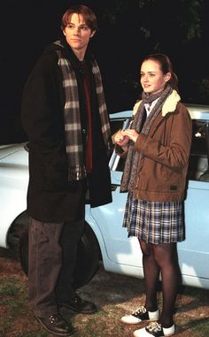 Rory (Alexis Bledel) and Dean (Jared Padalecki), Gilmore Girls from Was It Good for You? TV's Most Memorable First Times  Rory and Dean's high school romance was somewhat of a fairy tale. But although Rory lost her virginity to her first love, it wasn't the picture-perfect experience you'd predict. In the season four finale, the former couple reunited for their first time together—while Dean was married to Lindsay. Not a good look, you two.