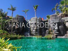 El verano continúa en Asia Gardens. ¿Qué tal un baño en nuestra piscina Caras de Angkor? Reservada para adultos e ideal para un momento de relax…