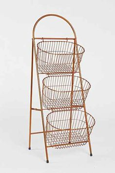 Ladder Storage Basket - $69 - Urban Outfitters