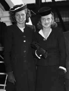Eunice and Kathleen