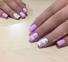 STYLECASTER | Spring Nail Art Inspiration | Star Bright