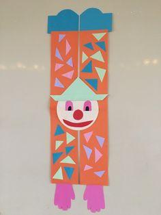 Carnaval knutsels voor peuters en kleuters - Meisje Eigenwijsje <3