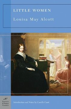 Entering Seventh Grade, Book of Choice Option: Little Women by Louisa May Alcott. Williston Northampton School, Middle School English Department