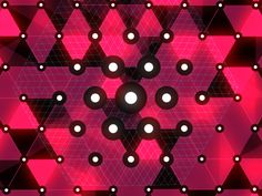 A random pattern recently created with Plexus 2 for a project that will never…