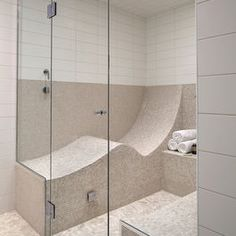 Ceramic Tile Walk In Showers Designs Design Ideas, Pictures, Remodel, and Decor - page 41