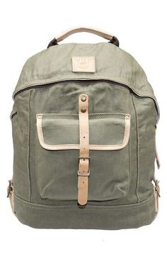 Will Leather Goods Canvas Backpack | Nordstrom