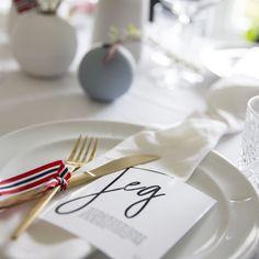 5 kjappe tips til bordet - Pictureit. Er 5, Container, Tableware, Food, Dinnerware, Tablewares, Essen, Meals, Dishes