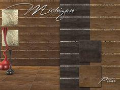 Michigan walls by Pilar at TSR