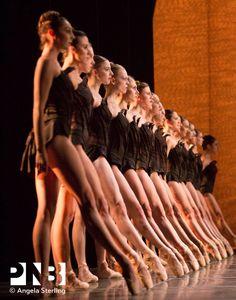 """Kylian + Pite"", Pacific Northwest Ballet - Photographer Angela Sterling"