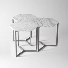 Shop hex side table from west elm. Find a wide selection of furniture and decor options that will suit your tastes, including a variety of hex side table. Marble Furniture, Metal Furniture, Living Room Furniture, Modern Furniture, Furniture Design, Coffee Table Design, Coffe Table, West Elm, Farmhouse Table