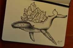 I found it!  My perfect whale tattoo.