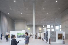 Gallery of SANAA's Zollverein School of Management and Design Photographed by Laurian Ghinitoiu - 12