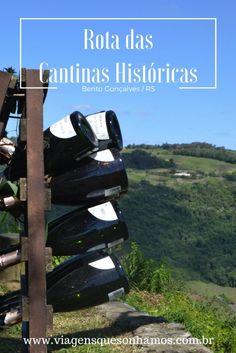 Rota das Cantinas Históricas em Bento Gonçalves