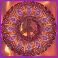 spiritual peace fire