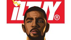 Fresh off his career-high 55 point performance. ILTHY based in Ohio cooked up this Kyrie Irving illustration that hopefully turns into a t-shirt.