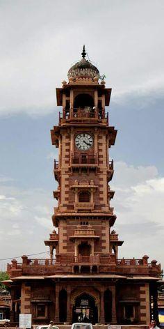 Clock Tower Jodhpur - India