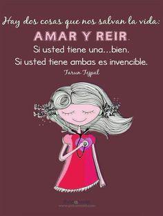 #amar y #reír: