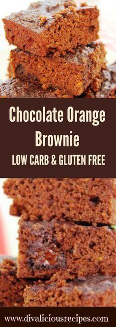 Gluten Free Bars, Gluten Free Brownies, Best Gluten Free Recipes, Sugar Free Recipes, Healthy Brownies, Keto Recipes, Healthy Recipes, Low Carb Sweets, Low Carb Desserts