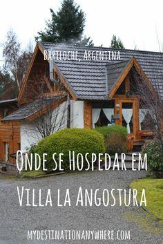 Casa del Lago: Opção de Hospedagem em Villa la Angostura