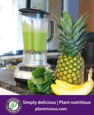 Green Piña Colada Smoothie: Ingredients, Serves 3 to 4 1 young Thai coconut ( or a can of coconut milk) 1 banana 1 bag frozen organic pineapple (unsweetened) ½ bunch of collard greens, stems removed large leaves) Pina Colada Smoothie Recipe, Juice Smoothie, Smoothie Drinks, Healthy Smoothies, Healthy Drinks, Smoothie Recipes, Healthy Eating, Healthy Recipes, Healthy Food
