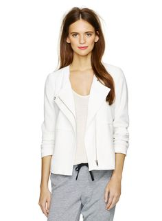 BABATON GARRICK JACKET - dress it up or dress it down, the lightness and versatlity of this jacket is what any girl needs for the spring weather. Lazy Day Outfits, Spring Outfits, Cute Outfits, Coats For Women, Clothes For Women, Seattle Fashion, Jacket Dress, Moto Jacket, Spring Jackets