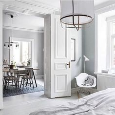 my kind of home, all white! ☁️ via @interiormilk  __ get inspired, follow @interior.hunter☝ __  #passion4interior #interior123 #interior125 #interior444 #interior4all #interior4you #interior #interiordesign #interiorarchitecture #interiordesignideas #interiorstyle #interiorlovers #interiordecorating #interiorandhome #interiorstyling #interiordetails #interiorforinspo #homedesign #homeinterior #homeinspiration #homedecor #homestyle #designinterior #design #designhome #scandinavianhome…