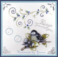 Y Blauwe vogel