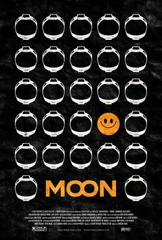 Moon by Adam Rabalais / This film is nearly flawless. Rockwell is so underappreciated in general.