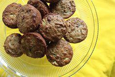 Maple Apple Bran Muffins