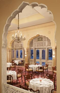 Rambagh Palace: Jaipur's foremost royal palace residences - via www.themilliardaire.co