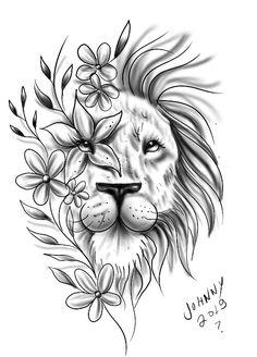 Tatuajes Sunflower_Tattoo sunflower_tattoo_arm sunflower_tattoo_black_and_whi… Forearm Tattoos, Body Art Tattoos, Tattoo Drawings, Sleeve Tattoos, Tatoos, Tattoo Arm, Leo Lion Tattoos, Animal Tattoos, Lion Tattoo Design