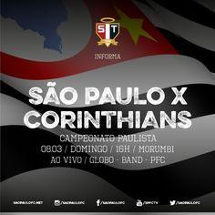 #27 - Campeonato Paulista: São Paulo x Corinthians