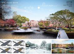 5 Amsterdam Iconic Pedestrian Bridge Competition Winners