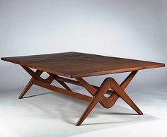 Modern Design for Living « Prouvé - Perriand - Le Corbusier - Jeanneret » - Vente N° 1409 - Lot N° 46 | Artcurial | Briest - Poulain - F. Ta...