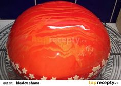 Zrcadlová poleva Gorgeous Cakes, Amazing Cakes, Food Decoration, Pumpkin Carving, Food Hacks, Tiramisu, Sweet Recipes, Sweet Tooth, Food And Drink
