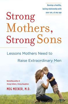 We're joining in Meg Meeker, MD's excitement! I'm excited for the launch of my new book Strong Mothers, Strong Sons....April 8th. http://ow.ly/tPuhm