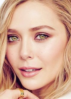 Elizabeth Olsen as Heather - Jack's true love, a farmer's daughter who owns an apple orchard