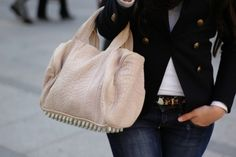 • the bag