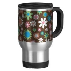 Floral Coffee Mugs  #Flower #Floral #Mug #Coffee