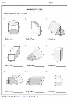 volume of compound shapes lots of worksheets students can. Black Bedroom Furniture Sets. Home Design Ideas