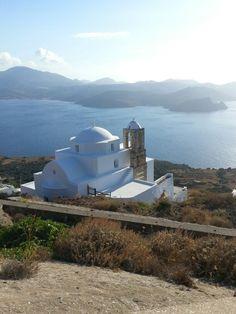 Plaka #Milos #Greece