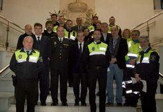 El consistorio felicita y reconoce los esfuerzos de los servicios de emergencias
