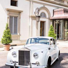 Weddings at Villa Cora Firenze #Florence #Italy #weddings