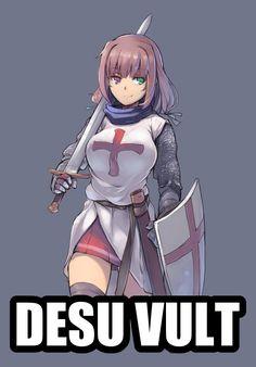 Deus Vult: Image Gallery | Know Your Meme